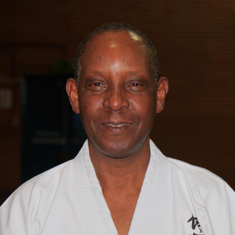 Sensei Bernard David