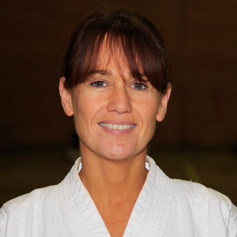 Sensei Jacqueline Barun