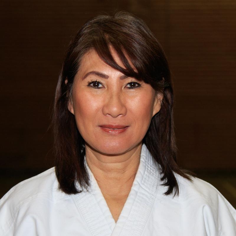 Sensei Karen Pang